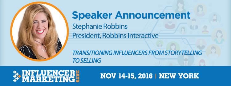 Stephanie Robbins at IMD